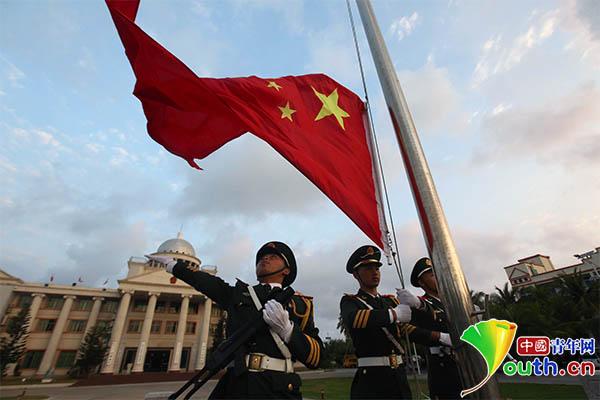 澎湃中国梦 习近平鼓舞青年担当家国大主题